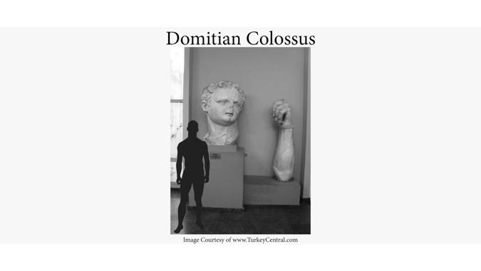 Domitian Colossus
