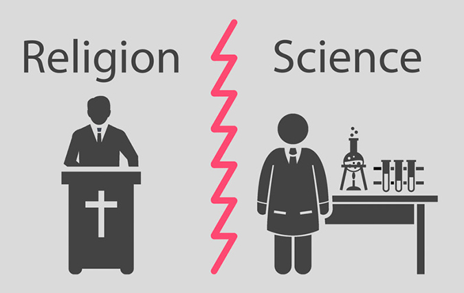 How Can We Argue that God Exists from Science is Religion and Science Are Opposed to Each Other?