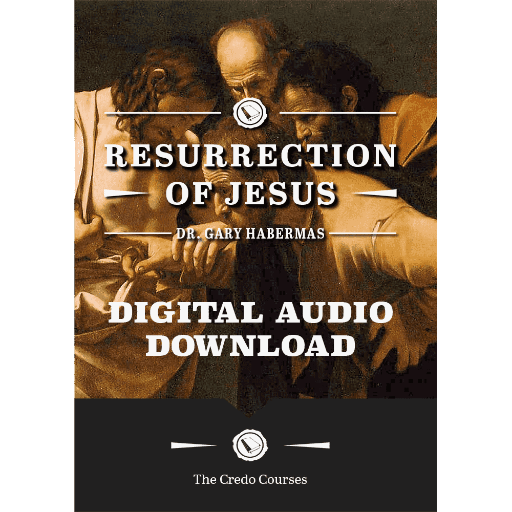 case for the resurrection of jesus How well can you defend the case for the resurrection of jesus in these videos,  dr gary habermas, examines the relevant historical, philosophical, and.