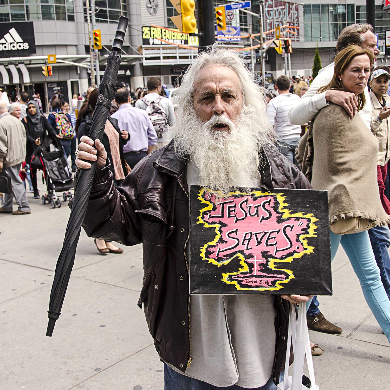 Crazy Street Preacher