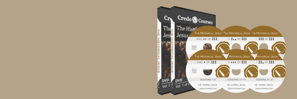 The Historical Jesus (Slider)