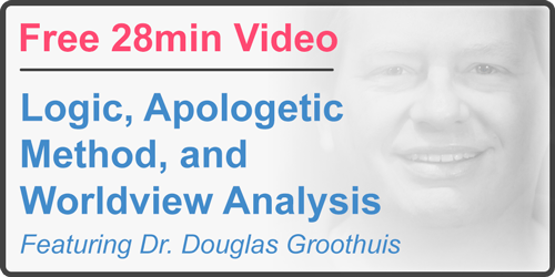 Free 28-min Vide on Apologetics