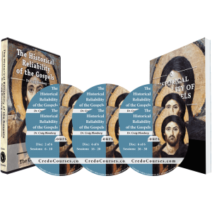 The Historical Reliability of the Gospels Bundle