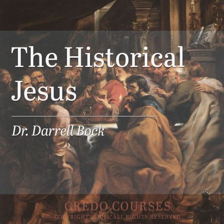 The Historical Jesus by Dr Darrell Bock