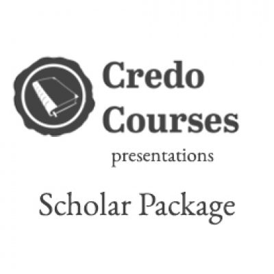 Scholar's Slide Package